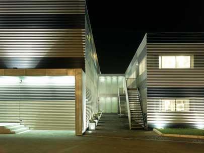 מטה של חברת פאק ליין, איזור תעשייה חולון