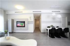 חלל הסלון בעיצוב ענבליקה