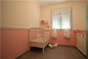 חדר תינוקת מקסים בעיצוב ענבליקה