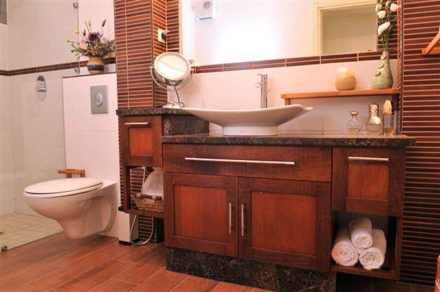 חדר אמבטיה בעיצוב ענבליקה
