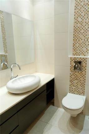 חדר אמבטיה בעיצוב ענת שמואל