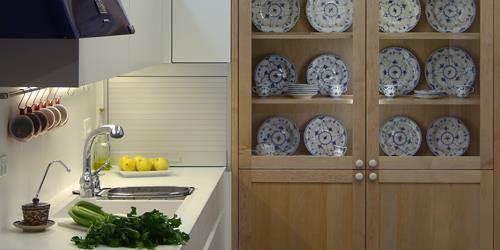 מטבח בעיצוב מוזס פרידמן סטודיו