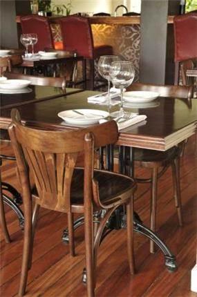 מסעדת דוריס, קוסטה ריקה. בעיצוב סטודיו סיגל