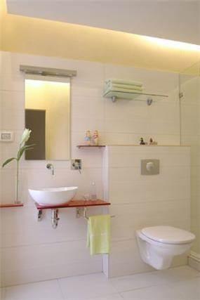 חדר אמבטיה בעיצוב סטודיו md