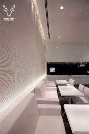 מסעדת סושי בעיצוב דנה שקד