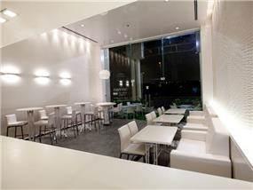 מסעדה בעיצובה של דנה שקד