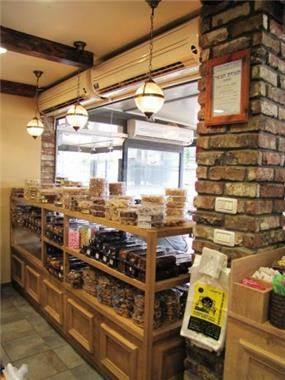 בית מאפה קפה בעיצוב שלומית בן צור