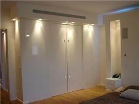 חדר שינה בעיצוב רונה זגר