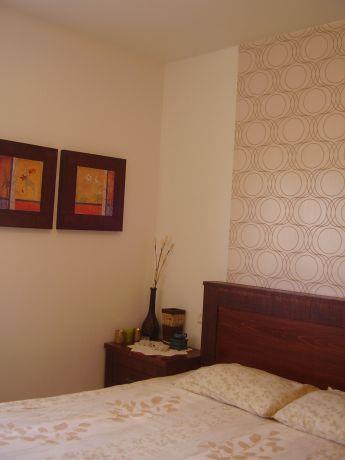 חדר שינה בעיצוב מגי דוידוב