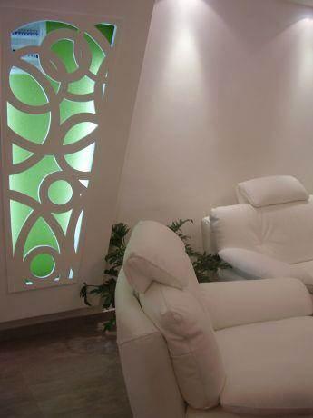 עיצוב בגבס בסלון הבית- מגי דוידוב, מעצבת פנים