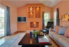 חדר משפחה בעיצוב עידית דויטש ARTISSIMO