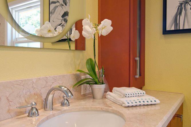 חדר רחצה הורים, עיצוב עידית דויטש ARTISSIMO