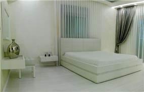 חדר שינה בעיצוב חני פוקס