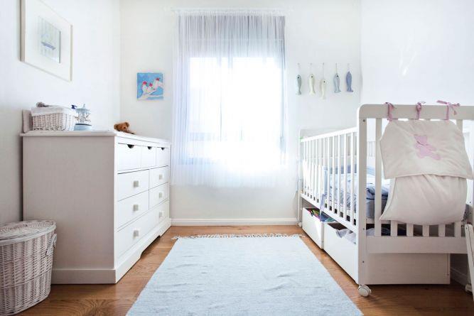 חדר ילדים בעיצוב סטודיו דולו