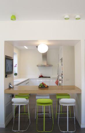 מבט לחלל המטבח, טולדו ליפשיץ אדריכלות ועיצוב