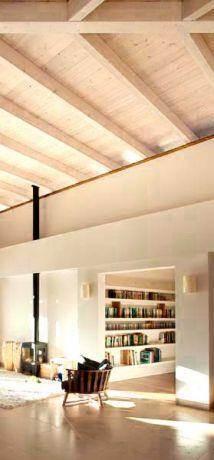 פינת משפחה בסגנון מודרני חם. עיצוב של טולדו ליפשיץ אדריכלות ועיצוב
