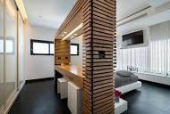 עיצוב פנים חדר שינה מודרני ויוקרתי - BLV תכנון ועיצוב פנים - זהר בן לביא