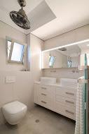 חדר רחצה בעיצוב קלאסי  - BLV תכנון ועיצוב פנים - זהר בן לביא