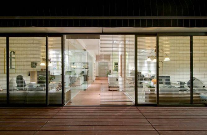 סטודיו מסטרפונט |BLV עיצוב פנים ואדריכלות | בניין פנורמה | תל אביב