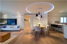 דירת קבלן |BLV תכנון ועיצוב פנים | 120מ | קרית השרון, נתניה