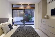 חדר שינה בעיצוב מודרני קלאסי  - BLV תכנון ועיצוב פנים - זהר בן לביא