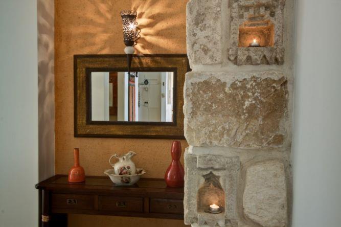 מבואת חדרים בעיצוב אורלי קימה