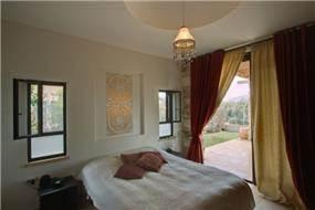 חדר שינה הורים, עיצוב אורלי קימה