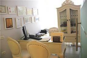 עיצוב חדר עבודה במראה קלאסי ומיוחד, סיגלית פרץ - אדריכלות ועיצוב פנים