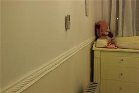 חדר תינוק-עיצוב סיגלית פרץ