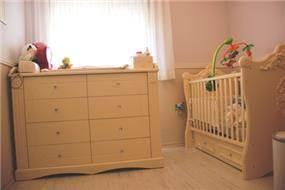 חדר ילדים. עיצוב: סיגלית פרץ - אדריכלות ועיצוב פנים