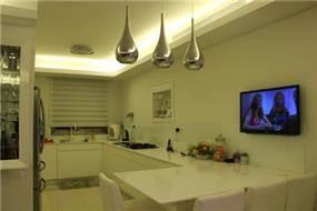 מבט אל המטבח-עיצוב סיגלית פרץ