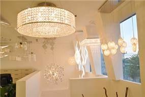 עיצוב חנות תאורה