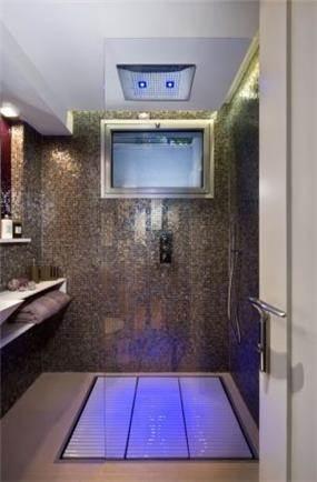 חדר אמבטיה בעיצוב כנף ר. אדריכלים