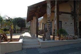 חזית בית בעיצוב ליאת באר