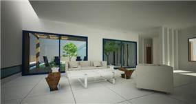 בית בתכנון האדריכל ארז גלבגיסר