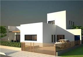 בית על שפת מדבר בתכנון האדריכל ארז גלבגיסר