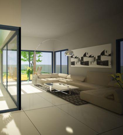 בית בעין שריד בתכנון האדריכל ארז גלבגיסר