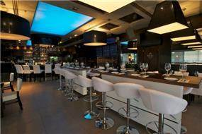 עיצוב מסעדות בסגנון מודרני, בנון רמת ישי. אייל צייג - עיצוב פנים אדריכלי