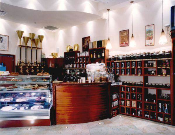 בית קפה בעיצוב יעל דיילס בכר