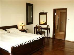 חדר שינה בבית פרטי בדניה
