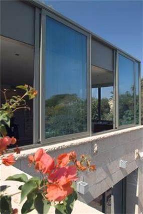 מבט מהמרפסת בבית פרטי ברמת השרון