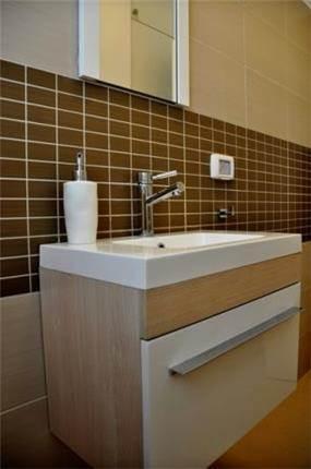 חדר אמבטיה בעיצוב גלית אשמן, ביצוע: טופ פרויקטים