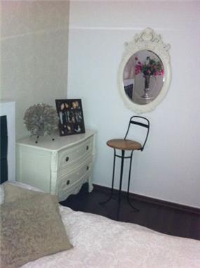 עוד דוגמא לחדר שינה מעוצב בעיצוב שירן הומסטיילינג