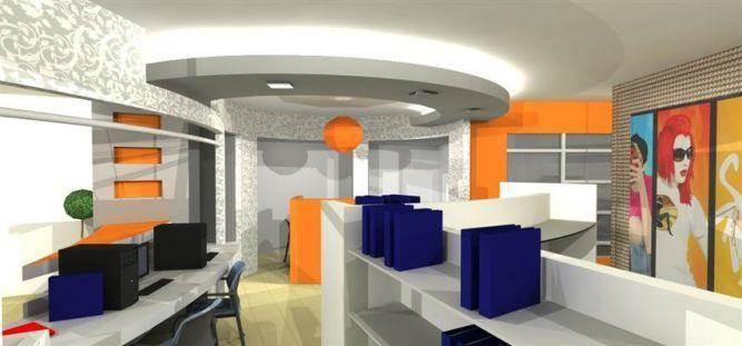 הדמיה למשרד בתכנון מחאמיד רסלאן