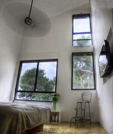 חדר שינה - אהד יחיאלי, אדריכל