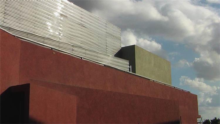 חזית בניין - אהד יחיאלי, אדריכל
