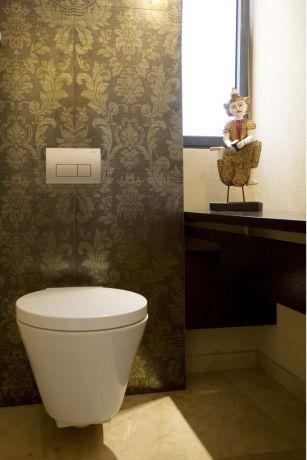 חדר אמבטיה מעוצב, אהד יחיאלי - אדריכל