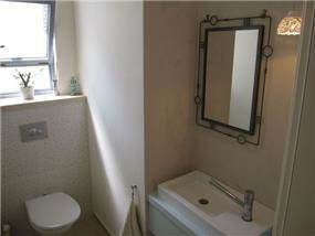 חדר אמבטיה בעיצוב מיכל גרינברג-פוקס