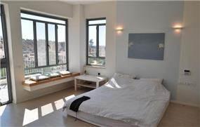 חדר שינה בעיצוב מיכל גרינברג- פוקס