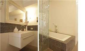 חדר אמבט בעיצוב עדי זיו